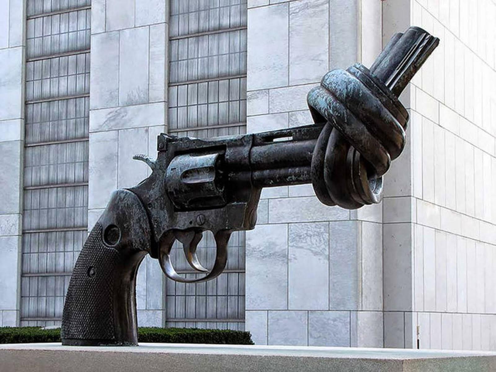 最震撼的雕像 你见过几个