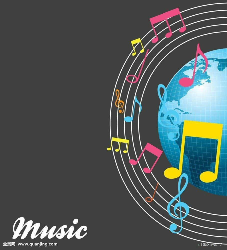 音乐,世界的语言