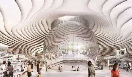 别争了 中国最美图书馆横空出世