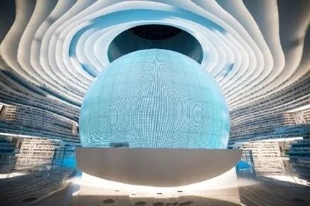 别争了!中国最美图书馆横空出世