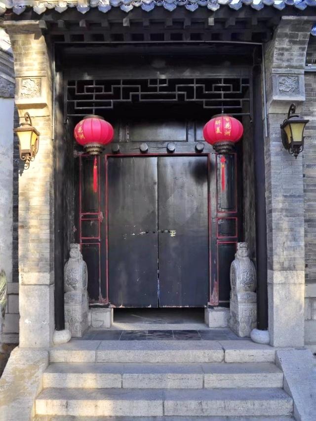 老街的宅门