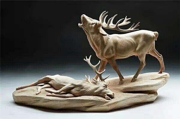 世界上有很多天才雕刻家,来自意大利的giuseppe rumerio就是其中之