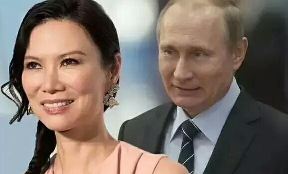 邓文迪 :  一个全球最备受争议的女人 !