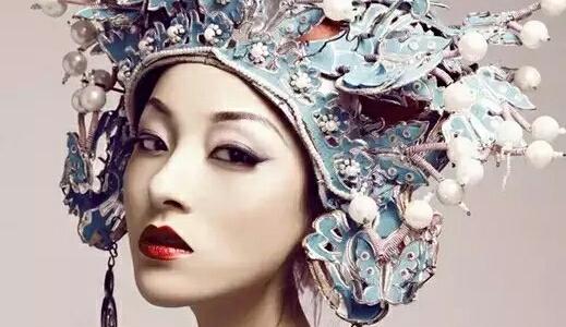 三生扇打动马云.她创造的中国美                                    惊艳世界!