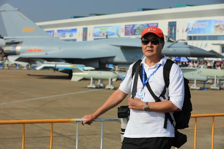 第十一届中国国际航空航天博览会2                        (2016•11•5•珠海)