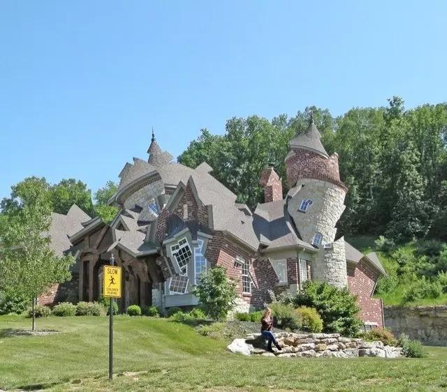 这么奇怪的房子 真的有人敢住吗