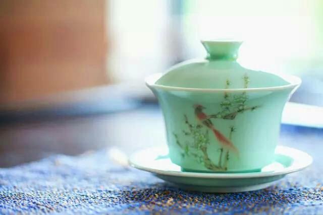 茶是对记忆的收藏!