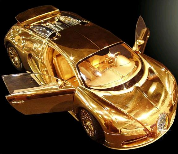 让你在认识一下豪金靓车 世界名车另型欣赏