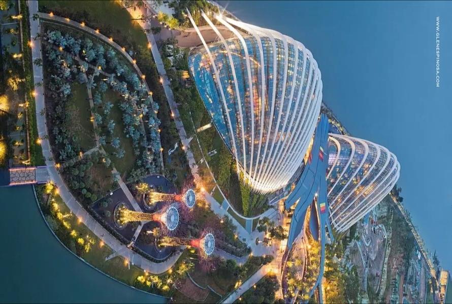 世界上最奇葩的建筑! 我只想知道建筑师是谁?