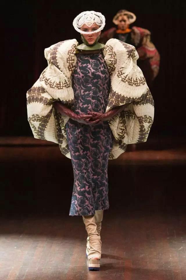 我的微杂志《创意服装》时装乌.