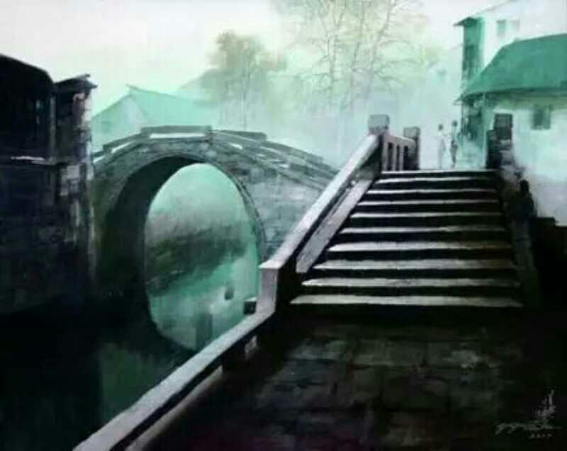 【经典音乐】唯美古筝琵琶《小桥流水 》竟然这么好听
