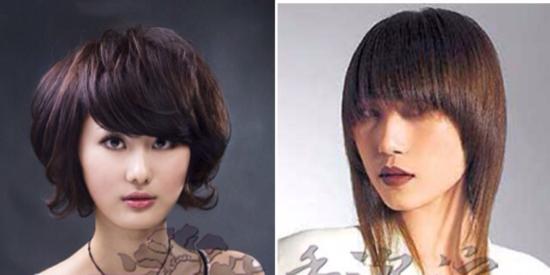 发型真的可以改变气质 有图有真相
