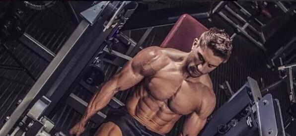 虐腹|健体冠军Ryan Terry 最爱的10种腹肌训练