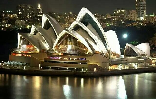世界各国标志性建筑!