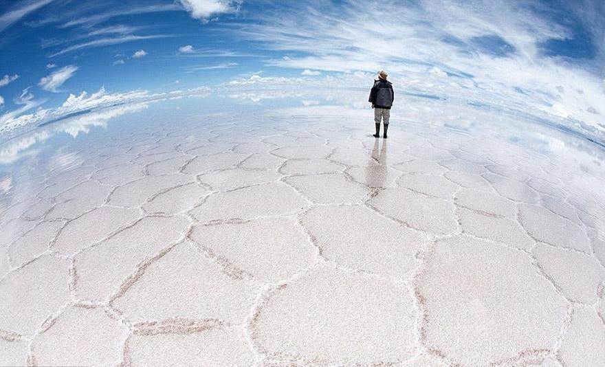 地球上最不可思议的 30个地方 有生之年一定要去