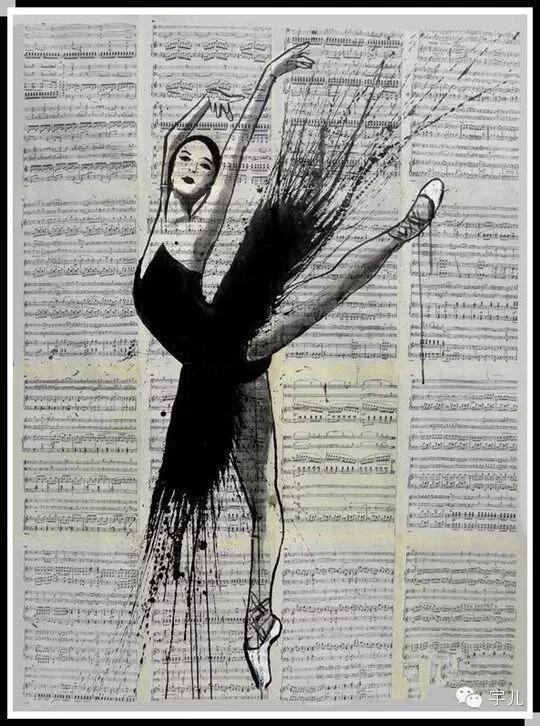 音乐  是一种精神的 情感