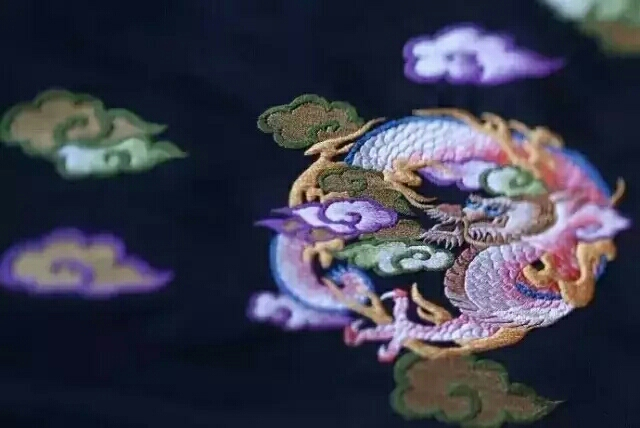 四大名绣 针尖上的中国风