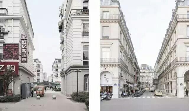 中国人 山寨了整个巴黎 老外看完都跪了