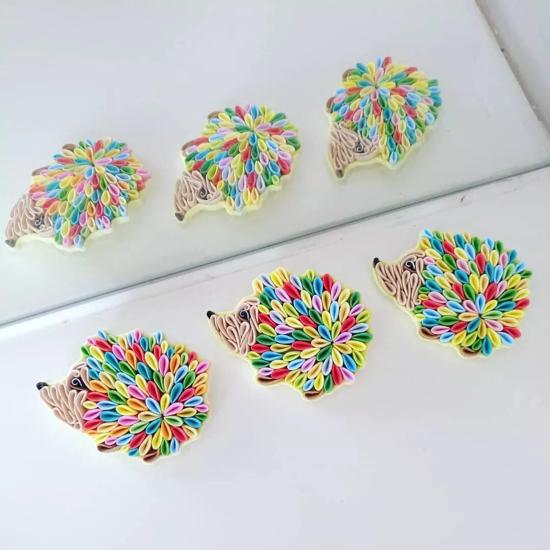 披着纸艺外壳的 陶土艺术