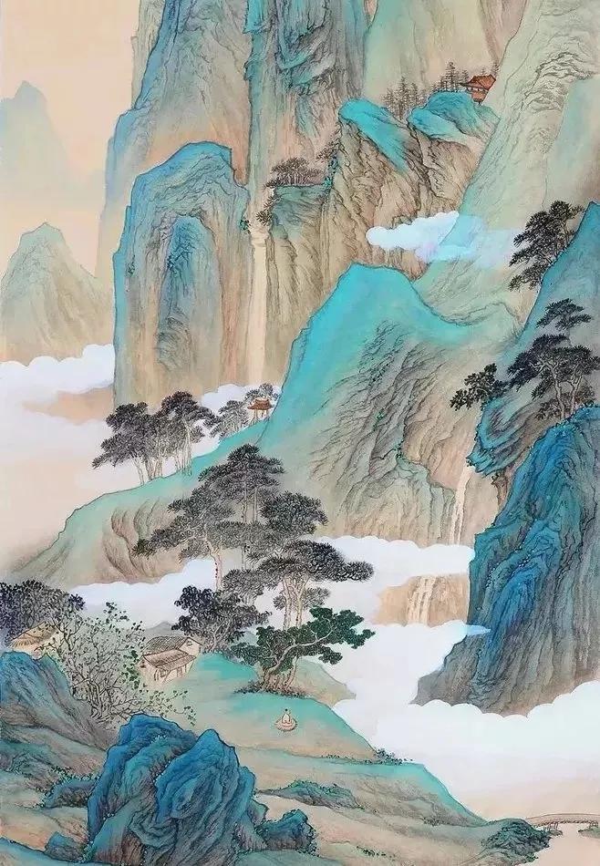 古诗词中的    10大人生境界         也无   风雨   也无   晴