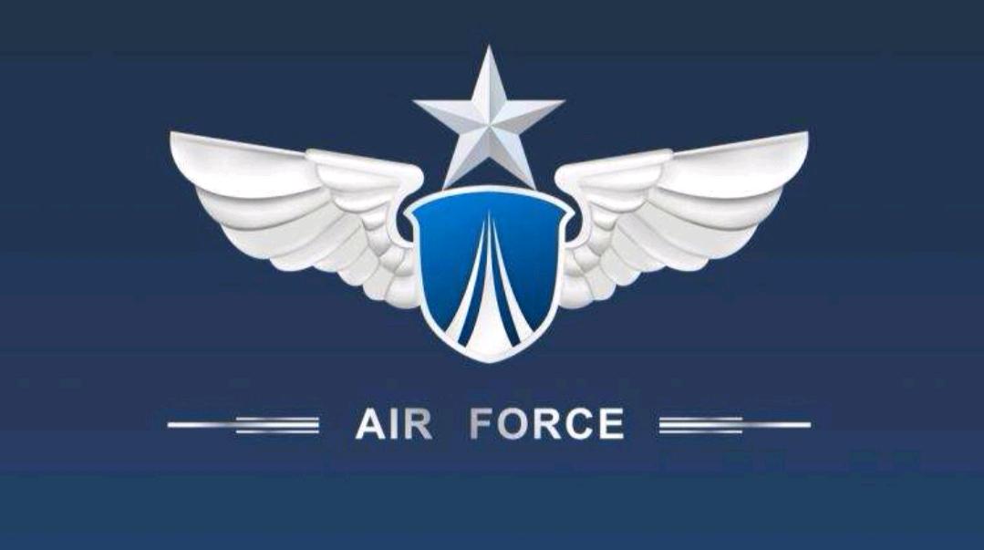 今日是中国空军建军节,震撼画面.