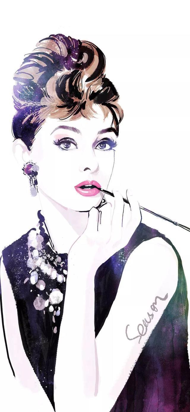 奧黛丽赫本 才美双全的演员
