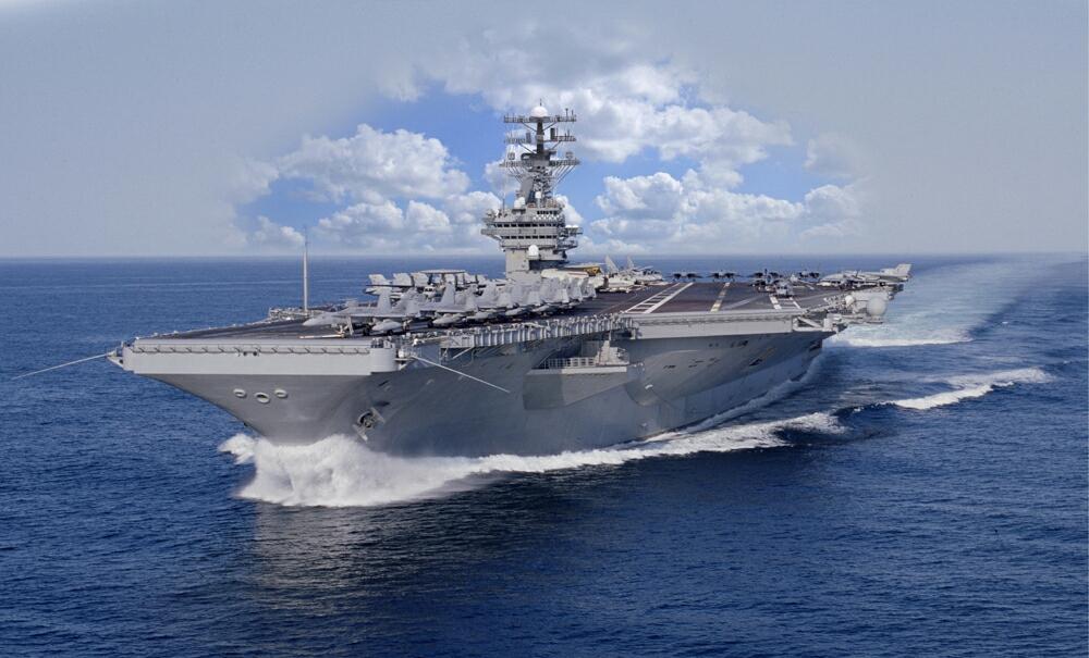 里根号航空母舰(USS Ronald Reagan CVN-76)
