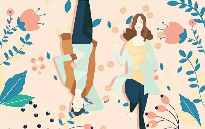 最好的爱情 是流年里的刚刚好 (情人节快乐)