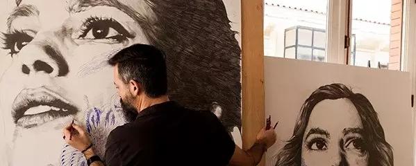 用5毛钱普通铅笔,                   能不能画出精美惊艳?