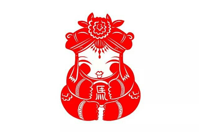 艺术 刘立宏剪纸赏析 十二生肖福娃  《上篇》 鼠,牛,虎,兔,龙,蛇