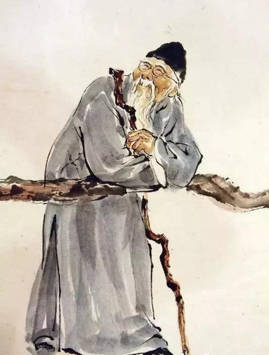 看了这些让人会心捧腹的画儿,绝对一天好心情! 童心未泯的白石老人  真是太逗啦,好可爱的老人