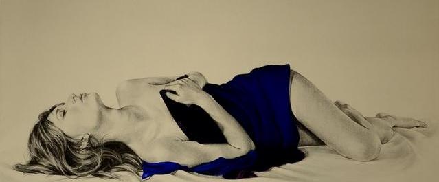 墨与彩的纯粹之美:来自英国艺术家 Trudy Good 绘画作品