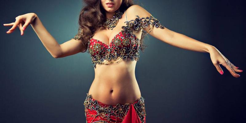 印度舞蹈合辑,太惊艳了!