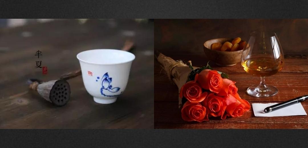 花开半夏  煮酒煎茶