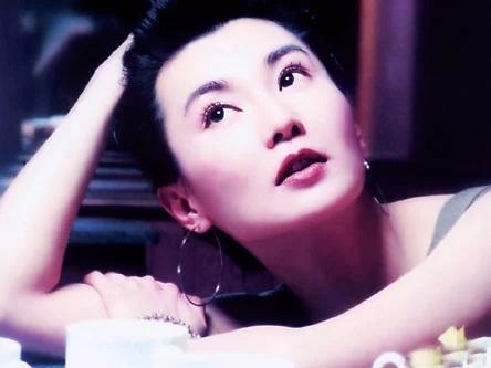 影星张曼玉 爱过11人却不结婚:  只有想结婚的爱情 没有该结婚的年纪