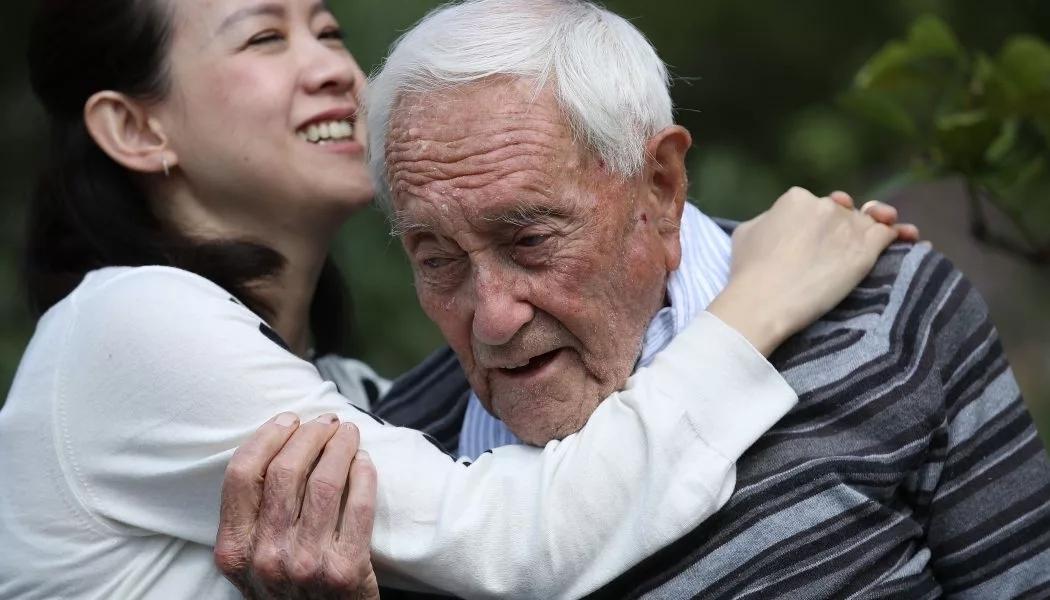 """104岁老人选择安乐死:""""活这么久,我非常遗憾!"""""""