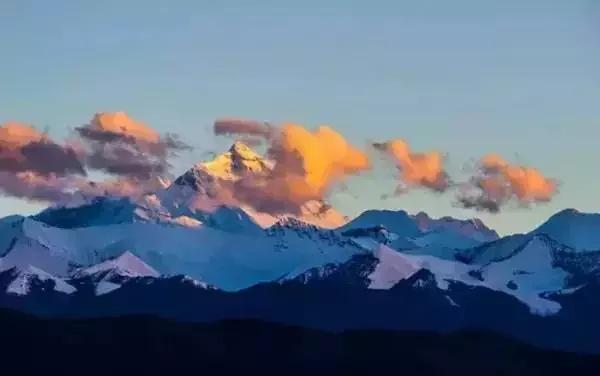 藏区十九神山圣湖美景,你看过几美?