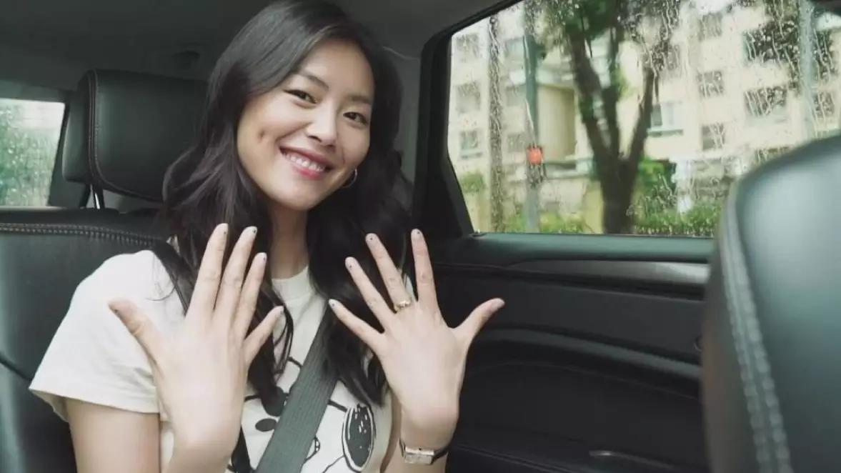 超模刘雯丨 世界在悄悄奖 励爱拼的女人