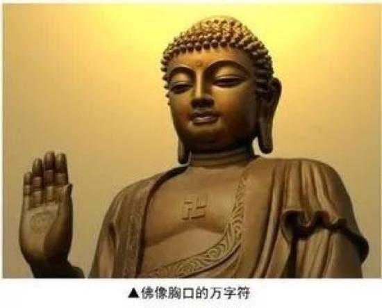 """神奇的""""卍""""字符 与宇宙结构的一些 神秘""""巧合"""""""