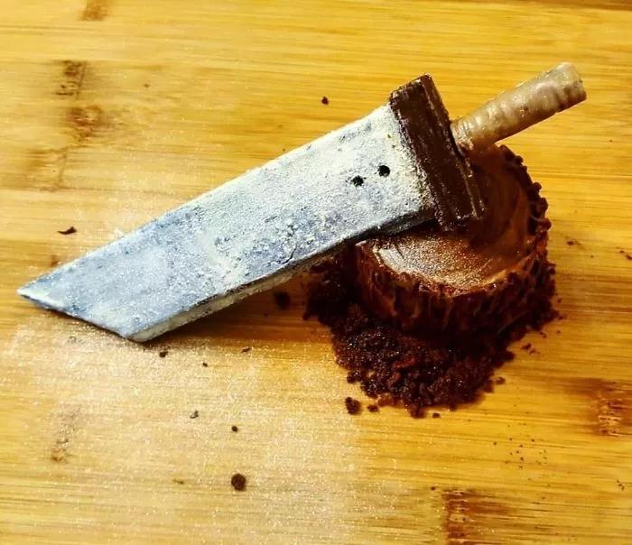 把甜品做成抹布、 烟灰缸、发霉橘子 这样的暗黑料理 你敢吃吗?