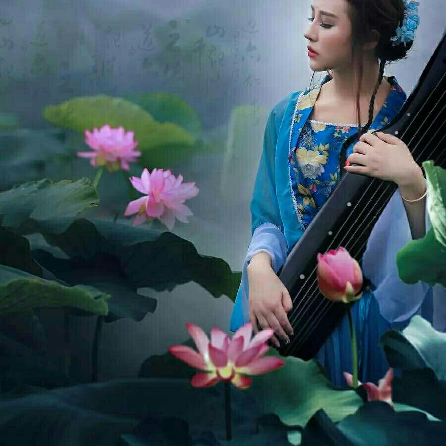 【经典音乐】一曲《心静性闲》,淡雅优美,抚慰心灵