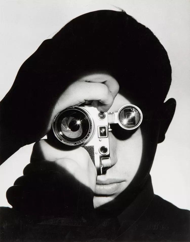 上世纪四十位顶级摄影师              代表作