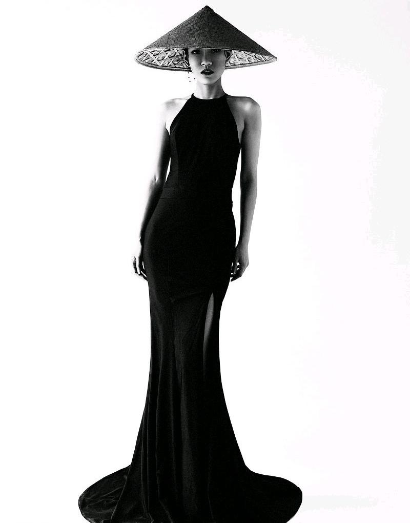 黑与白两色界 光影的魅力永恒