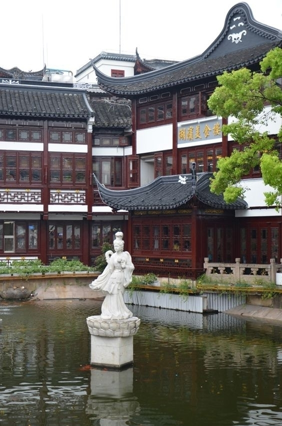 上海一静安寺 豫园城隍庙