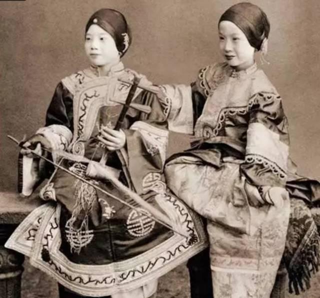 100年前的中国照片一一震惊