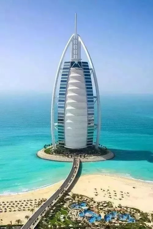 现在的迪拜是这样的