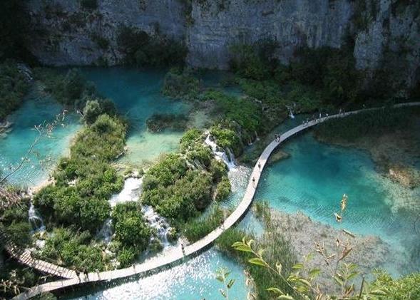 美死了!    世界上最迷人的     50个  地方