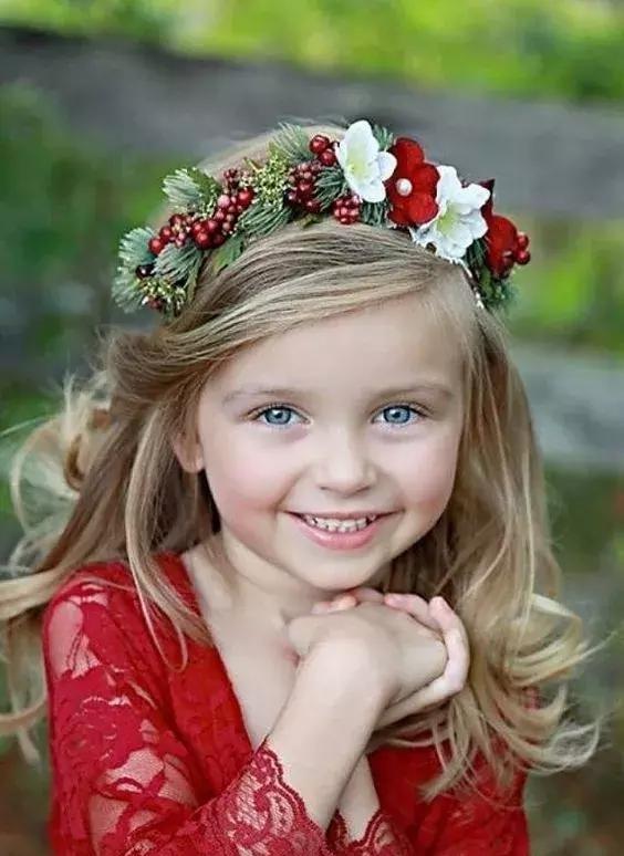 最美的笑脸 太可爱了一一小宝贝