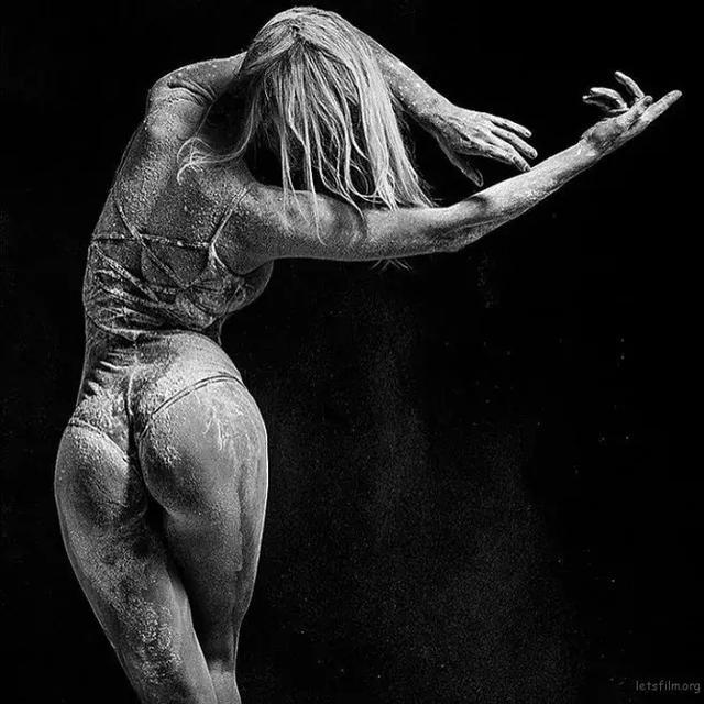 芭蕾的力与美!