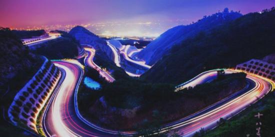 惊艳全球最美中国公路,太!美!太!震!撼!了!
